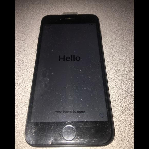 IPHONE 7 128GB UNLOCKED USED - apple Other | Jet Black